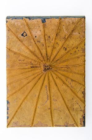 notebook Dry lotus leaf book