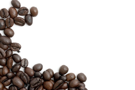 brown coffee background  photo