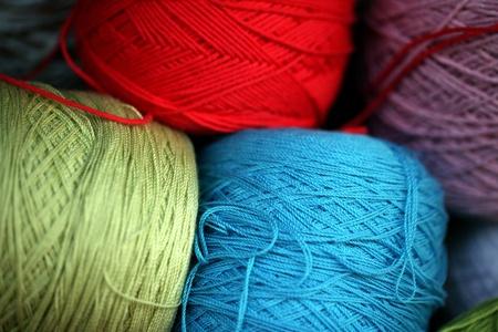 colorful cotton photo