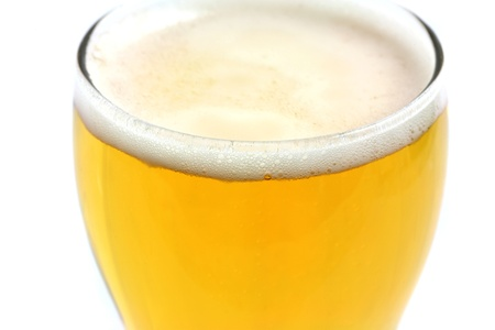 Beer in close up Stock Photo - 10203005