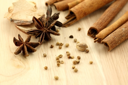 ginseng: Chinese herbal medicine Stock Photo