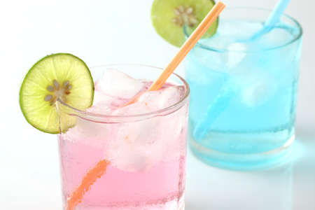 Cocktail isolated in white background Stock Photo - 10427076