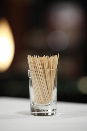 toothpick Stock Photo - 10625753