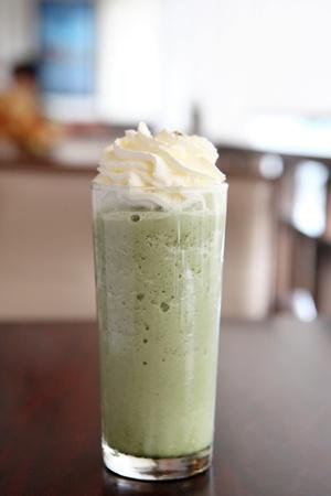 quencher: Ice green tea