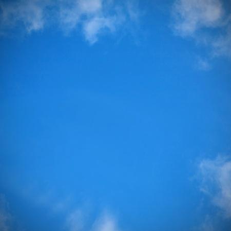 cielo di sfondo Archivio Fotografico