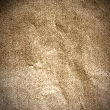 llanura: Viejo arrugado fondo de papel