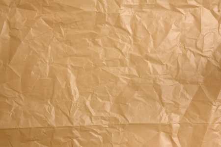 old crumpled paper Stock Photo - 10941935