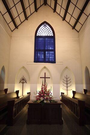 church flower: Chiesa