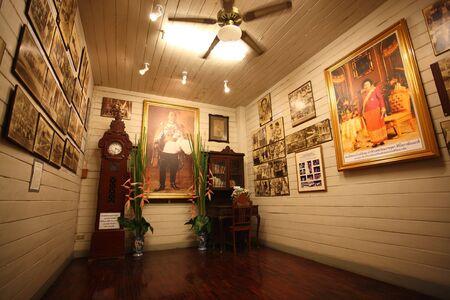 Old thai room photo