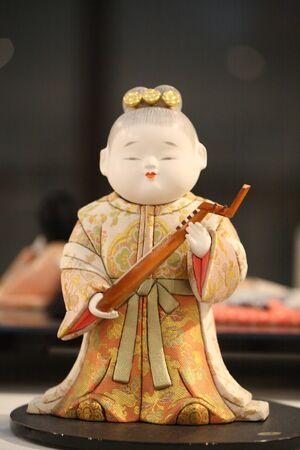 Japanese Doll Stock Photo - 11564568