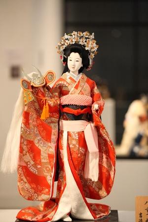 kimono: Mu�ecas japonesas