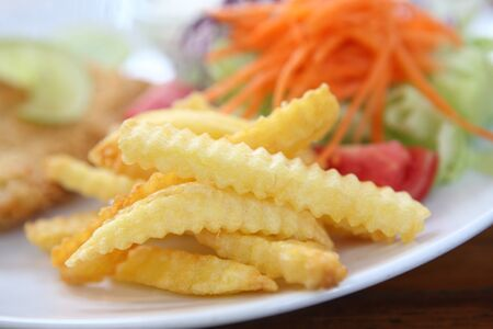French Fries  Stock Photo - 12555213