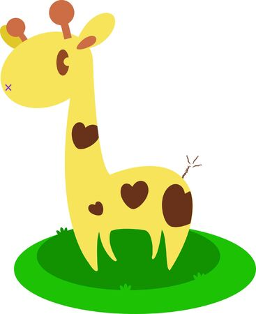 giraffe Stock Vector - 12913590