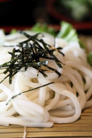 Udon noodles Stock Photo - 13729731