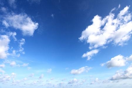 雲と空 写真素材