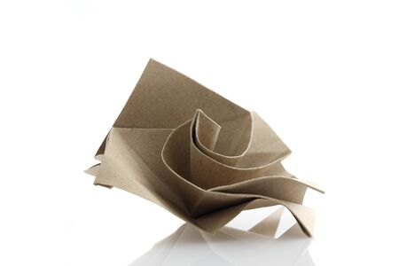 Origami rose flower by recycle papercraft stock photo picture and origami rose flower by recycle papercraft stock photo picture and royalty free image image 14804040 mightylinksfo