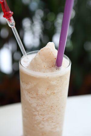 lychee smoothie photo