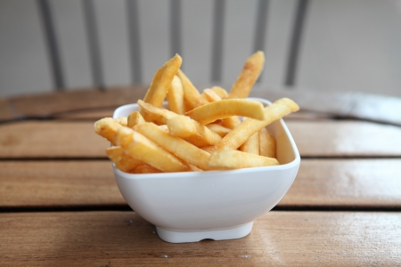 French fries Stock Photo - 17721149