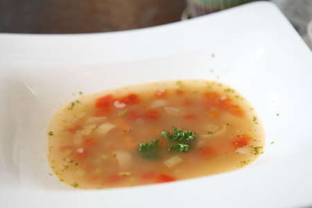 Pistou Soup  photo