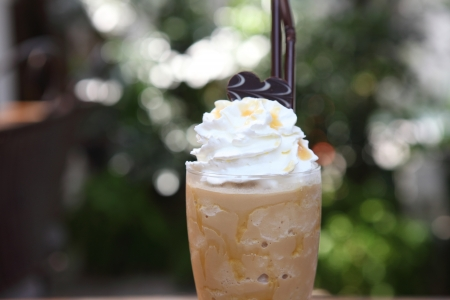 coffee frappe photo