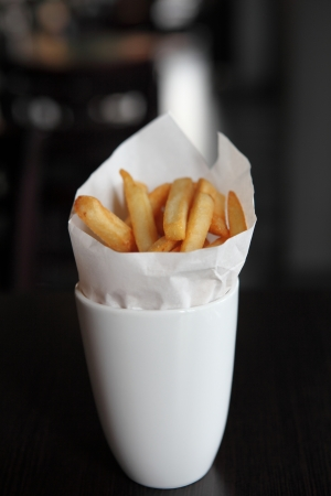 French fries  Stock Photo - 20351531
