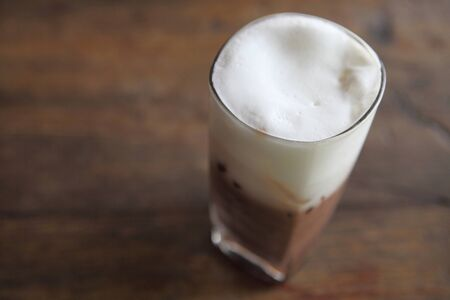 milk shake: Ice chocolate