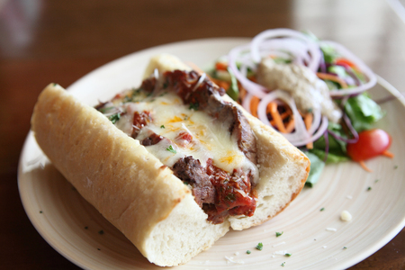meatloaf: Meatloaf sandwich