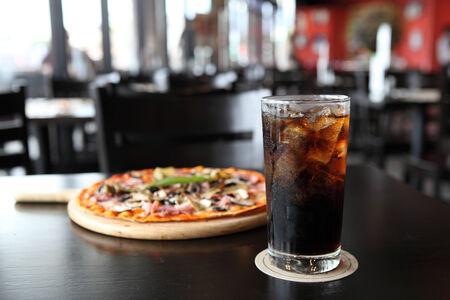 soft drinks: Cola