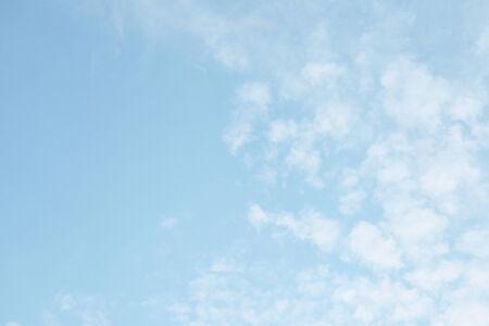 Sky with cloud photo
