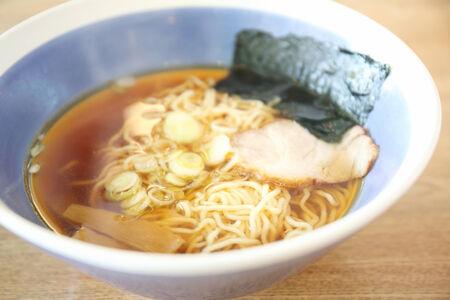 noodle ranmen Japanese food photo