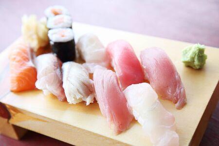 sushi set: Sushi set