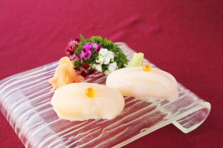 petoncle: sushi p�toncles