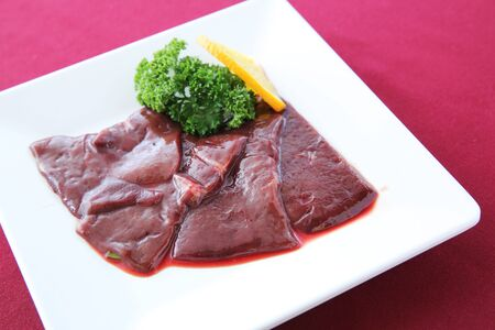 liver beef photo