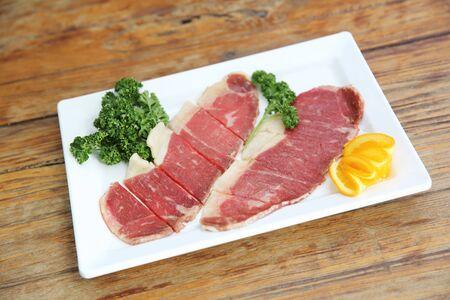 beef slice photo