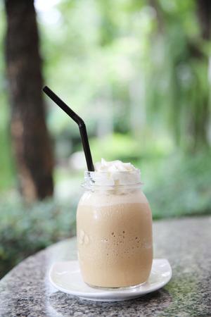 ceylon: Ceylon tea milk Stock Photo