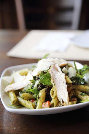 Penne Pasta Salad italian food