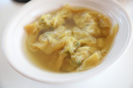 shrimp dumpling soup , Chinese food