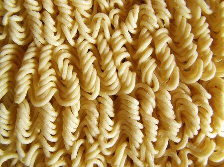 structure background with noodles          Banco de Imagens