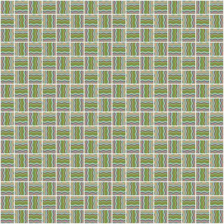 zag: mosaic zig zag vector background Illustration