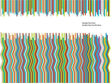 zigzag: color zigzag background
