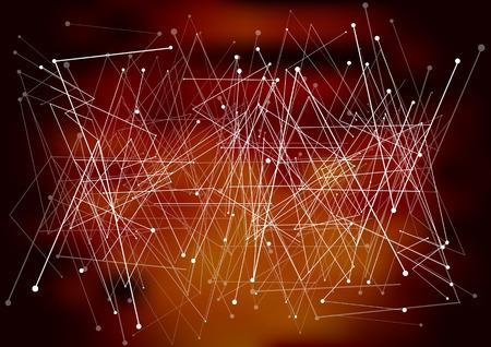 conectividad: fondo abstracto conectividad