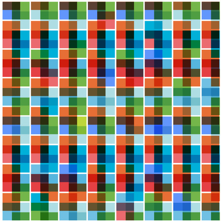 squares background: abstract vector squares background Illustration