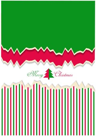 gift paper: christmas wrapping papers Illustration