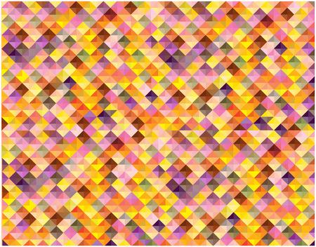 bright: bright vector triangles background