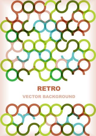 circles: Bright circles vector background