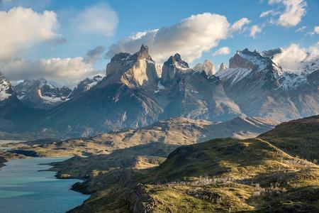 Cuernos del Paine. Patagonia. Chile