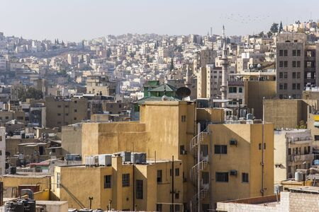 liberal: Amman city, Jordan
