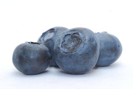 Blueberry Closeup photo