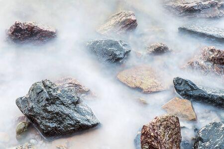 con dao: the rocks in the sea