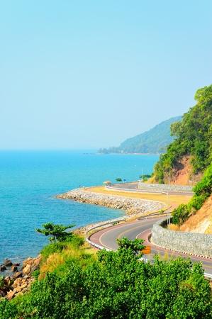 spacial: chalerm-burapa-chollathit road